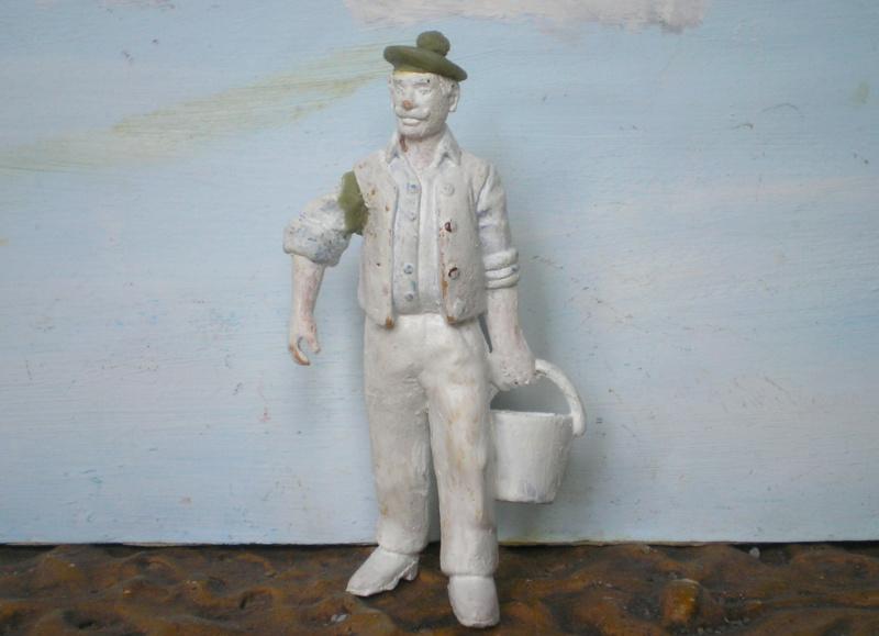 Bemalungen, Umbauten, Modellierungen - neue Cowboys für meine Dioramen - Seite 12 277b4e10