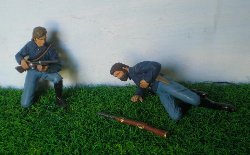 Bemalungen, Umbauten, Modellierungen - neue Soldaten für meine Dioramen - Seite 2 294a3d12