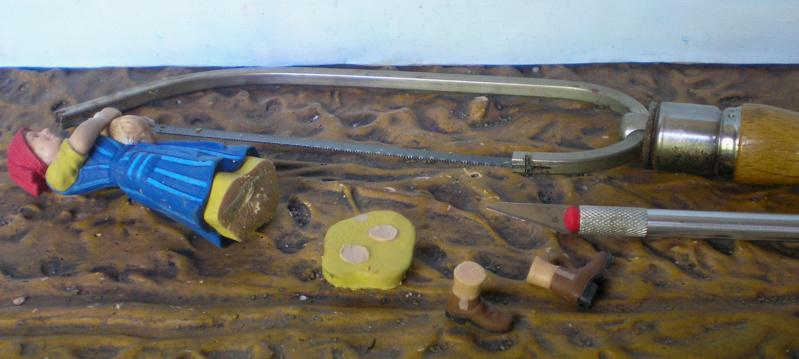 Bemalungen, Umbauten, Modellierungen - neue Cowboys für meine Dioramen - Seite 12 297a_u10