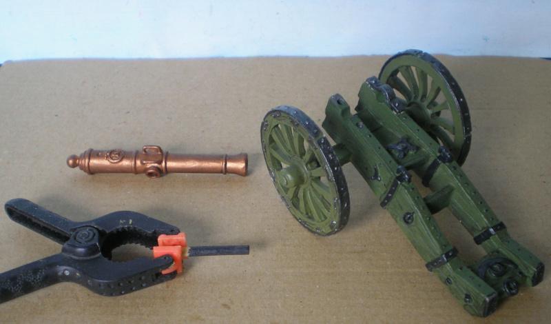 Bemalungen, Umbauten, Modellierungen - neue Soldaten für meine Dioramen - Seite 2 299b3_10