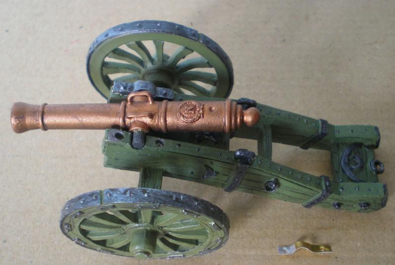 Bemalungen, Umbauten, Modellierungen - neue Soldaten für meine Dioramen - Seite 2 299c1b10