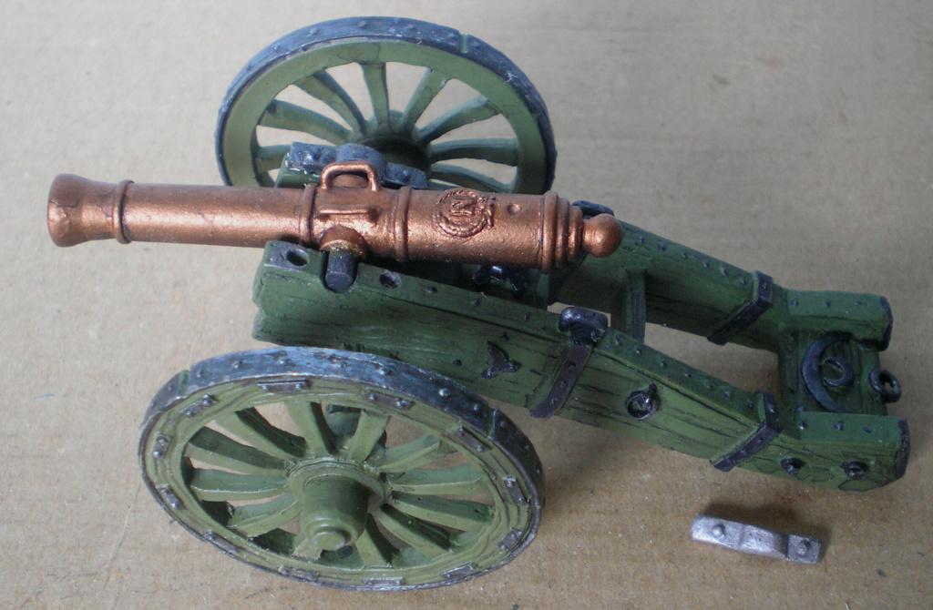Bemalungen, Umbauten, Modellierungen - neue Soldaten für meine Dioramen - Seite 2 299c4a10