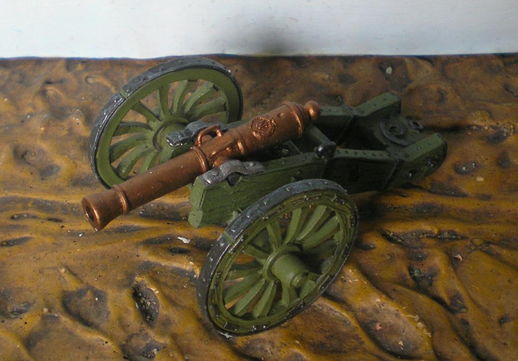 Bemalungen, Umbauten, Modellierungen - neue Soldaten für meine Dioramen - Seite 2 299c4b10