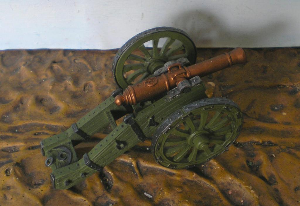 Bemalungen, Umbauten, Modellierungen - neue Soldaten für meine Dioramen - Seite 2 299c4b11