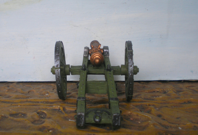 Bemalungen, Umbauten, Modellierungen - neue Soldaten für meine Dioramen - Seite 2 299c4b18