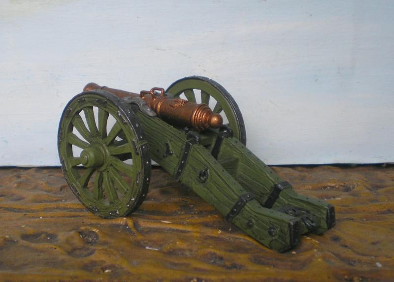 Bemalungen, Umbauten, Modellierungen - neue Soldaten für meine Dioramen - Seite 2 299c4b19
