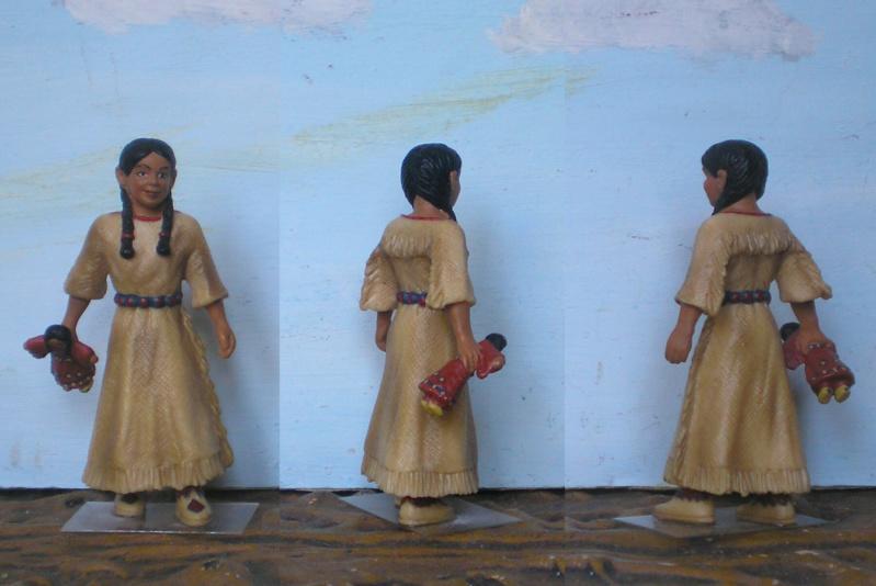 Bemalungen, Umbauten, Modellierungen – neue Indianer für meine Dioramen - Seite 14 300a_s10