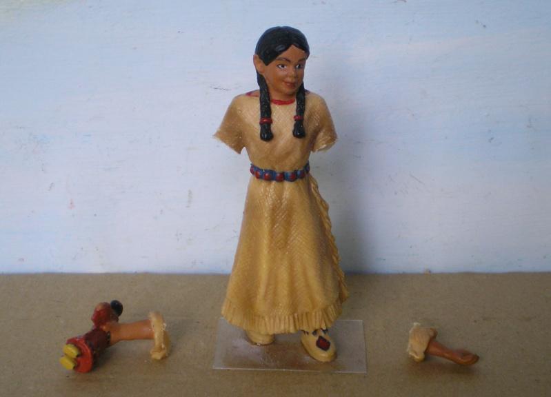 Bemalungen, Umbauten, Modellierungen – neue Indianer für meine Dioramen - Seite 14 300b1_10