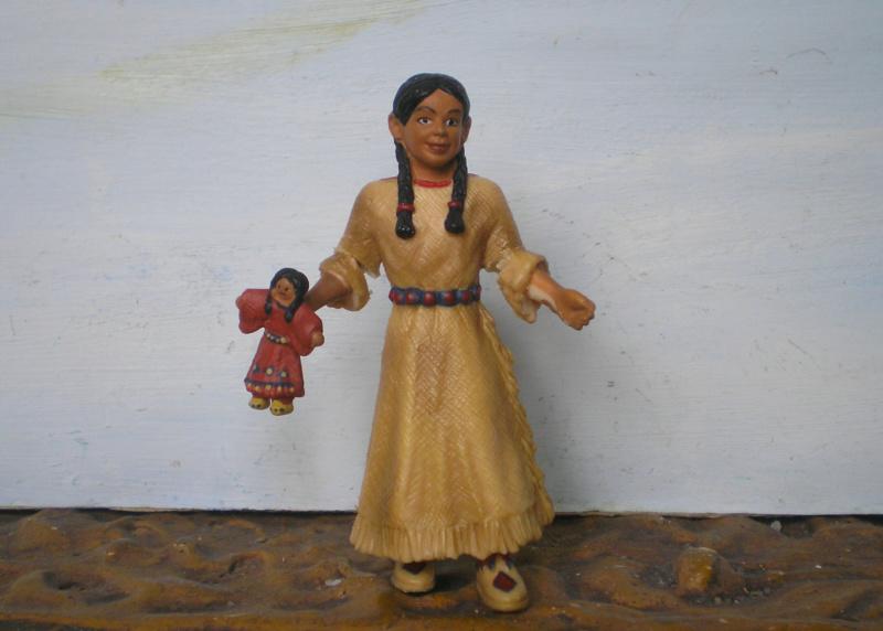 Bemalungen, Umbauten, Modellierungen – neue Indianer für meine Dioramen - Seite 15 300b2a10