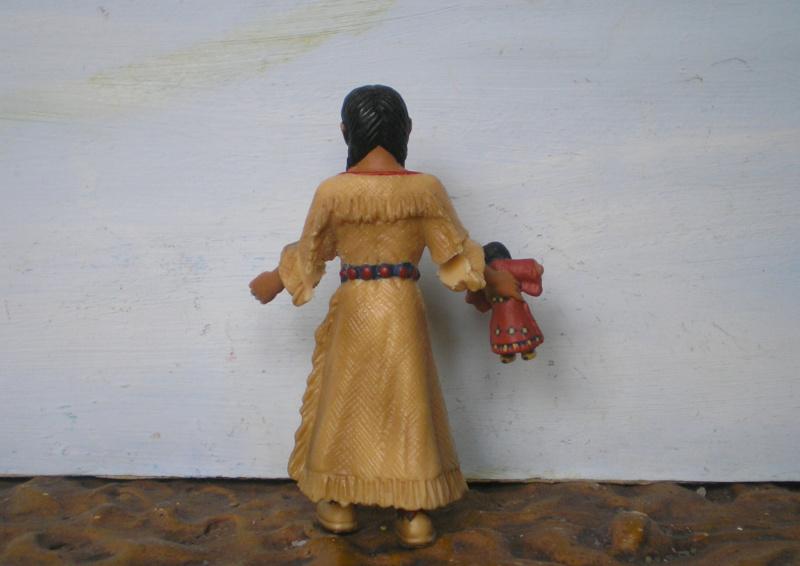 Bemalungen, Umbauten, Modellierungen – neue Indianer für meine Dioramen - Seite 15 300b2b10