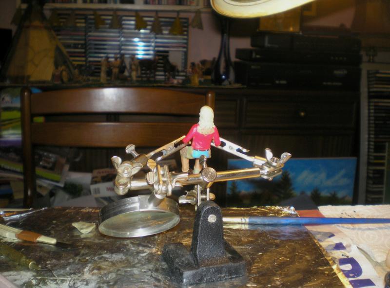 Bemalungen, Umbauten, Modellierungen - neue Cowboys für meine Dioramen - Seite 13 303c4a13