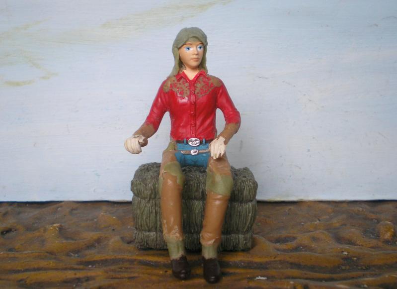 Bemalungen, Umbauten, Modellierungen - neue Cowboys für meine Dioramen - Seite 13 303c4b11