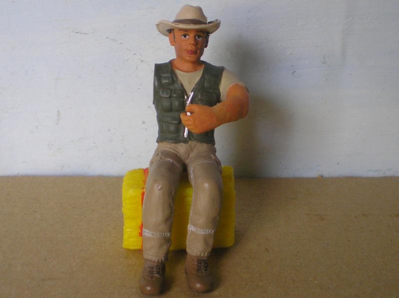 Bemalungen, Umbauten, Modellierungen - neue Cowboys für meine Dioramen - Seite 12 304b2b10