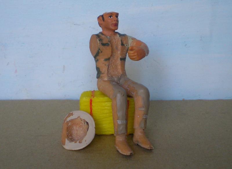Bemalungen, Umbauten, Modellierungen - neue Cowboys für meine Dioramen - Seite 12 304b3b10