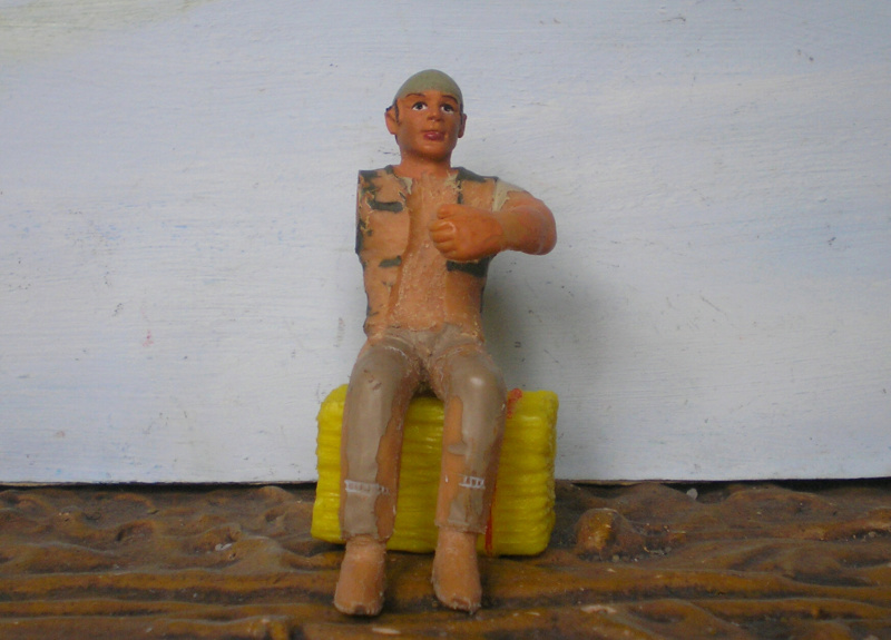 Bemalungen, Umbauten, Modellierungen - neue Cowboys für meine Dioramen - Seite 12 304c1_10