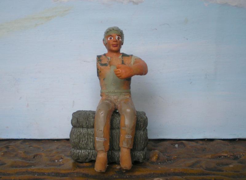 Bemalungen, Umbauten, Modellierungen - neue Cowboys für meine Dioramen - Seite 13 304c4b11
