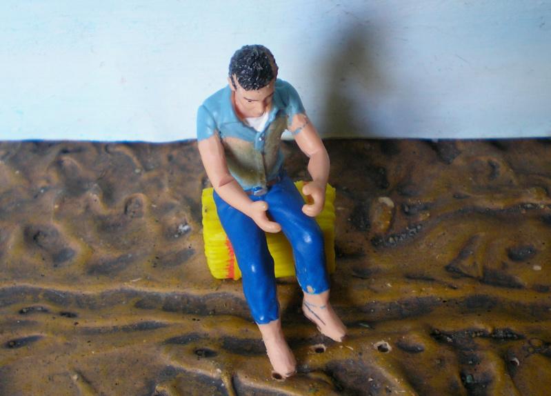 Bemalungen, Umbauten, Modellierungen - neue Cowboys für meine Dioramen - Seite 12 305c2_10