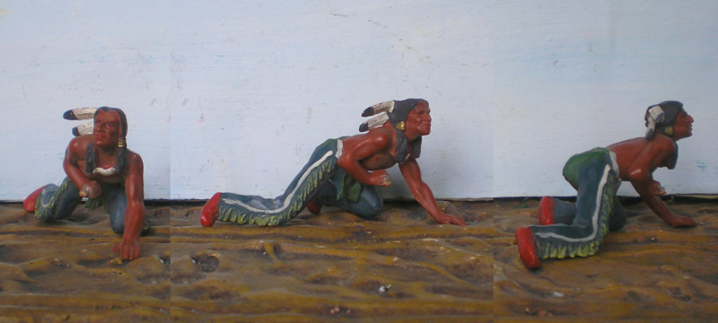 Bemalungen, Umbauten, Modellierungen – neue Indianer für meine Dioramen - Seite 14 311a_e10