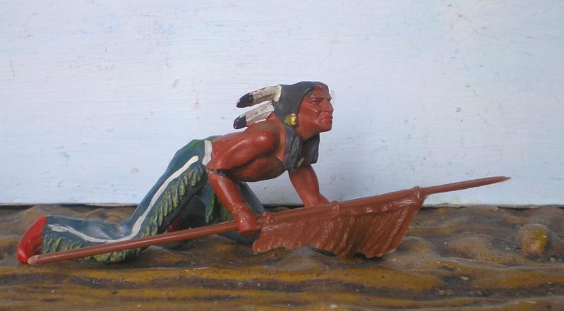 Bemalungen, Umbauten, Modellierungen – neue Indianer für meine Dioramen - Seite 15 311b3_10
