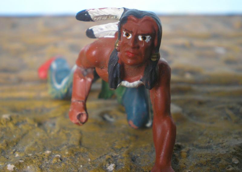 Bemalungen, Umbauten, Modellierungen – neue Indianer für meine Dioramen - Seite 15 311c1_10