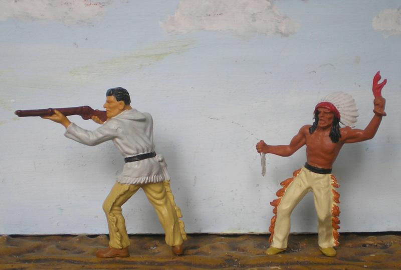 Bemalungen, Umbauten, Modellierungen – neue Indianer für meine Dioramen - Seite 14 312a1a10
