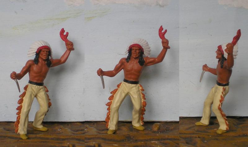 Bemalungen, Umbauten, Modellierungen – neue Indianer für meine Dioramen - Seite 14 313a2_10