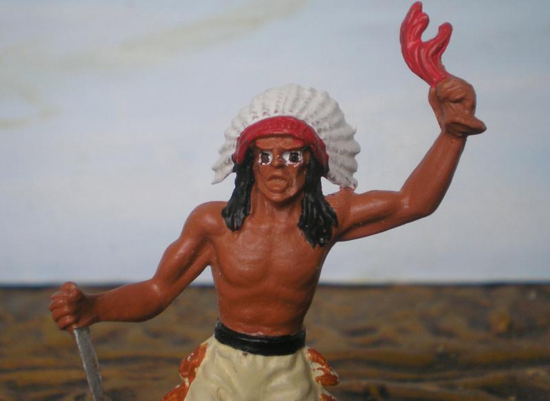 Bemalungen, Umbauten, Modellierungen – neue Indianer für meine Dioramen - Seite 15 313b2_10