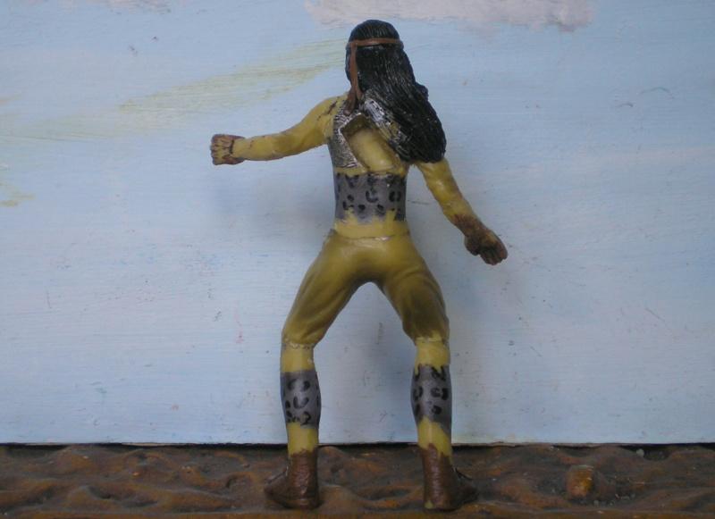 Bemalungen, Umbauten, Modellierungen – neue Indianer für meine Dioramen - Seite 14 314c1a11