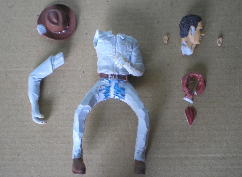 Bemalungen, Umbauten, Modellierungen - neue Cowboys für meine Dioramen - Seite 12 315b1a10