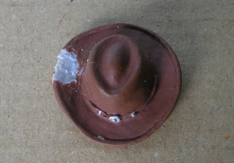 Bemalungen, Umbauten, Modellierungen - neue Cowboys für meine Dioramen - Seite 13 315b3a11