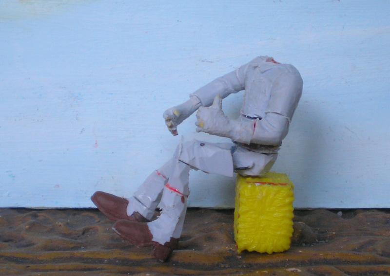 Bemalungen, Umbauten, Modellierungen - neue Cowboys für meine Dioramen - Seite 13 315b6a10