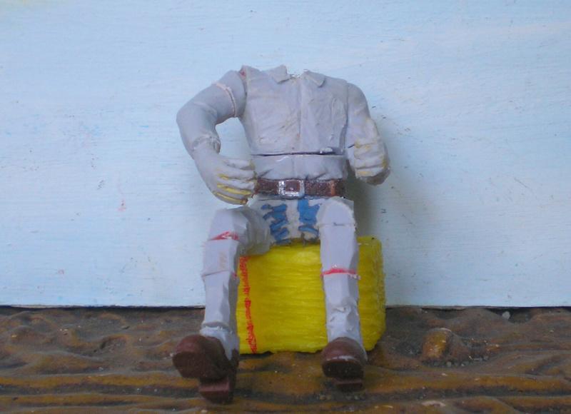 Bemalungen, Umbauten, Modellierungen - neue Cowboys für meine Dioramen - Seite 13 315b6b10