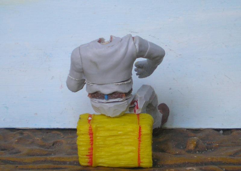 Bemalungen, Umbauten, Modellierungen - neue Cowboys für meine Dioramen - Seite 13 315b6d10