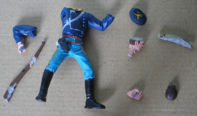 Bemalungen, Umbauten, Modellierungen - neue Cowboys für meine Dioramen - Seite 12 318b1a10