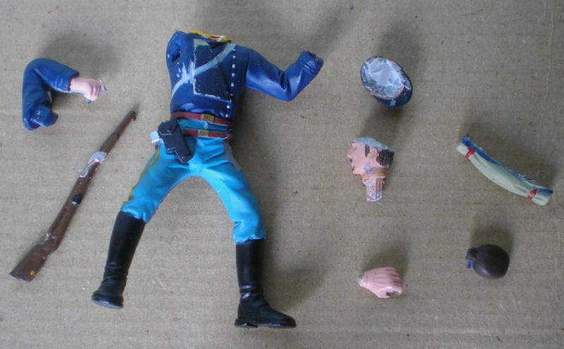 Bemalungen, Umbauten, Modellierungen - neue Cowboys für meine Dioramen - Seite 12 318b1b10