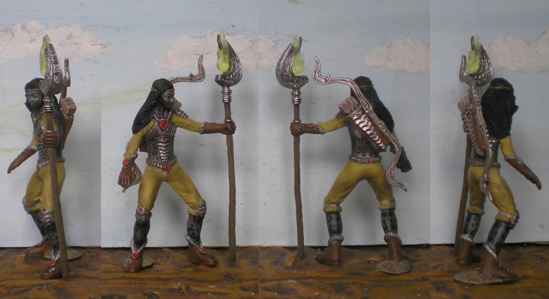 Bemalungen, Umbauten, Modellierungen – neue Indianer für meine Dioramen - Seite 14 320a_s10