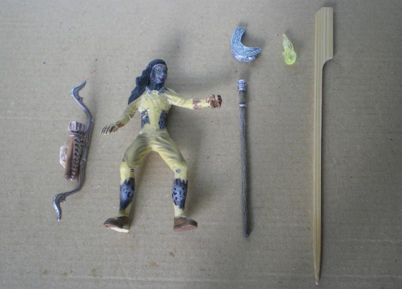 Bemalungen, Umbauten, Modellierungen – neue Indianer für meine Dioramen - Seite 14 320b1a10