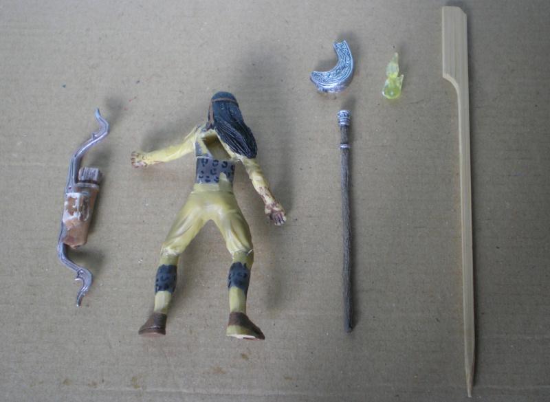 Bemalungen, Umbauten, Modellierungen – neue Indianer für meine Dioramen - Seite 14 320b1b10