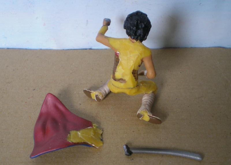 Bemalungen, Umbauten, Modellierungen – neue Indianer für meine Dioramen - Seite 14 322b1a10