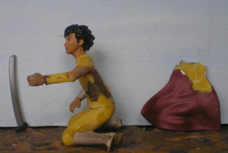 Bemalungen, Umbauten, Modellierungen – neue Indianer für meine Dioramen - Seite 14 322b1b11