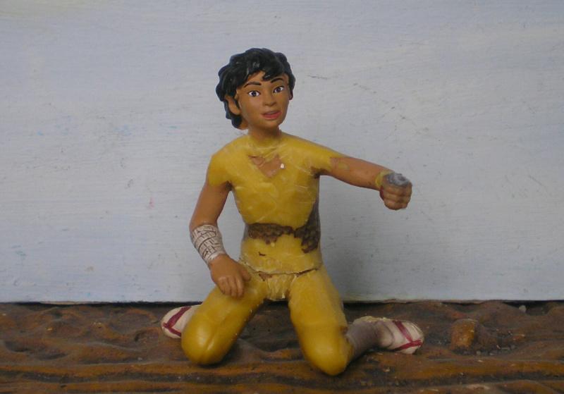 Bemalungen, Umbauten, Modellierungen – neue Indianer für meine Dioramen - Seite 14 322b1c10