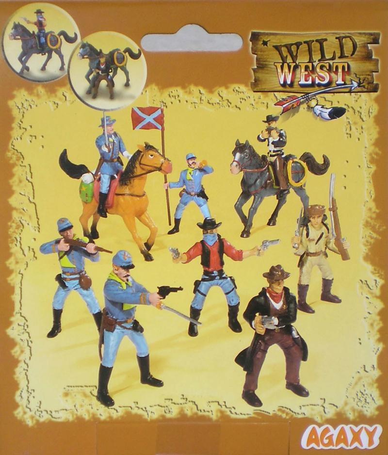 Bemalungen, Umbauten, Modellierungen - neue Cowboys für meine Dioramen - Seite 12 Agaxy_11