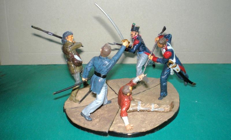 Bemalungen, Umbauten, Modellierungen - neue Soldaten für meine Dioramen - Seite 2 Cando_11