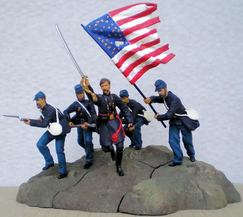 Bemalungen, Umbauten, Modellierungen - neue Soldaten für meine Dioramen - Seite 2 Cando_14
