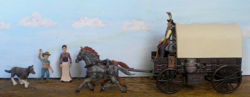 Western-Dioramen für 54 - 90 mm Figuren - Seite 9 Comans11