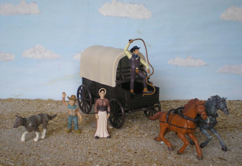 Western-Dioramen für 54 - 90 mm Figuren - Seite 9 Comans12