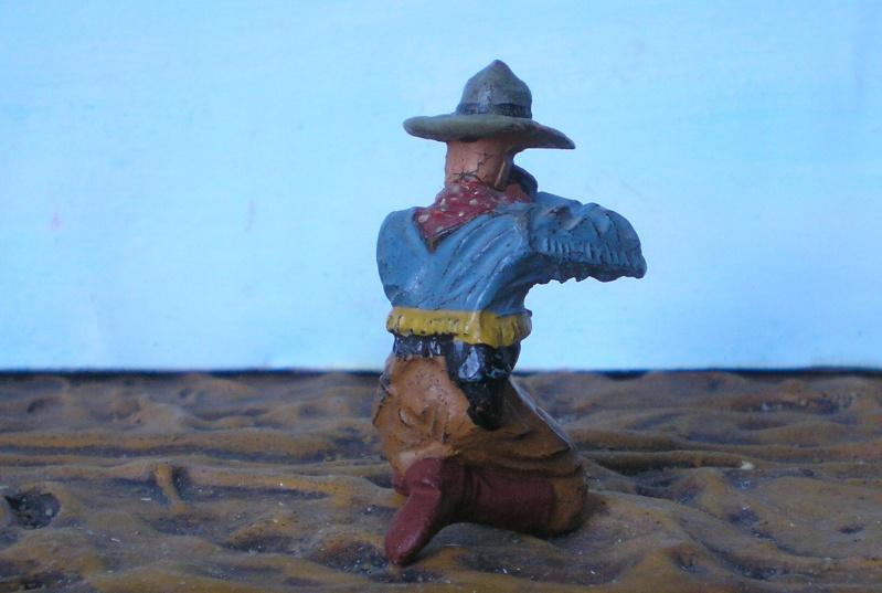 Bemalungen, Umbauten, Modellierungen - neue Cowboys für meine Dioramen - Seite 2 Elasto17