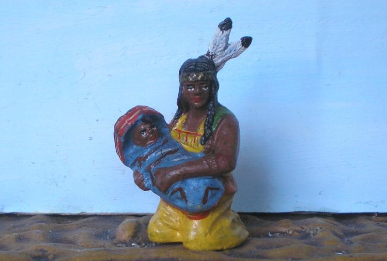 Bemalungen, Umbauten, Modellierungen – neue Indianer für meine Dioramen - Seite 4 Elasto31