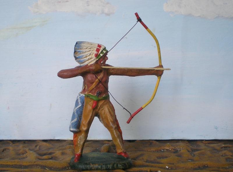 Bemalungen, Umbauten, Modellierungen – neue Indianer für meine Dioramen - Seite 5 Elasto51