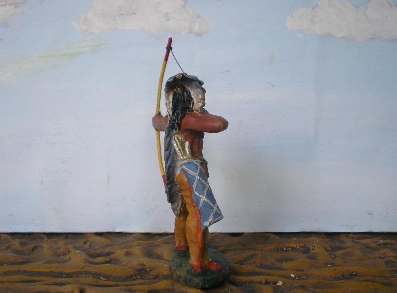 Bemalungen, Umbauten, Modellierungen – neue Indianer für meine Dioramen - Seite 5 Elasto53